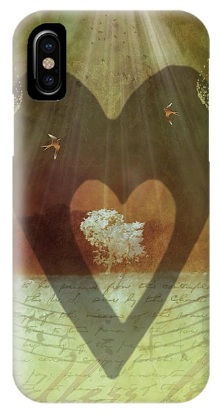 iPhone Case - Endless Love by Holly Kempe