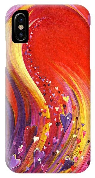Arise My Love IPhone Case