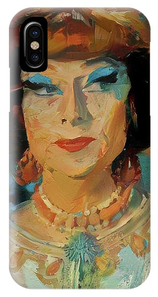 Endora IPhone Case