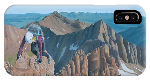 Ends Of The Earth IPhone Case