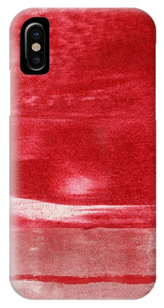 Energy iPhone Case - Energy- Abstract Art By Linda Woods by Linda Woods