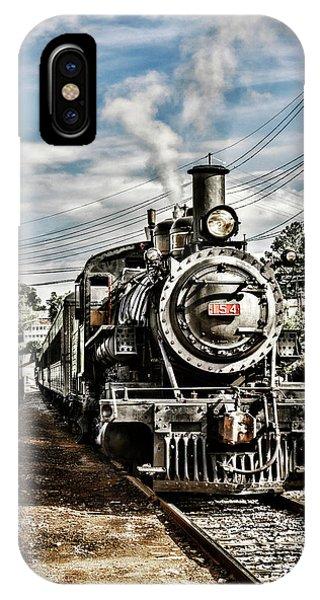 Engine 154 IPhone Case