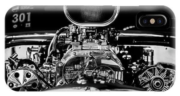 Engine IPhone Case