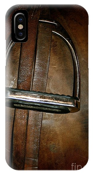 English Leather IPhone Case