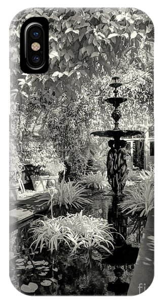 Enid A. Haupt Conservatory IPhone Case
