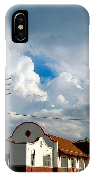 Enid America Depot IPhone Case