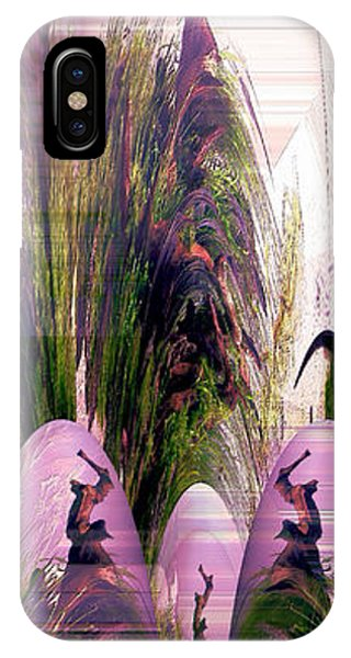 Enigma No 2 IPhone Case