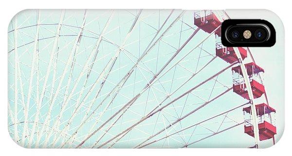 Fair iPhone Case - Enjoy The Ride by Misty Diller