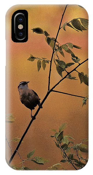 Enjoying The Breeze IPhone Case