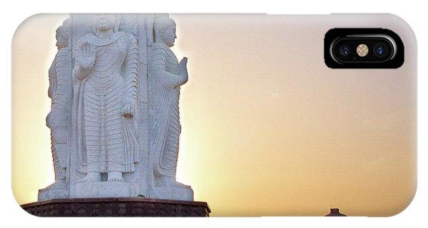Enlightened Buddha  IPhone Case