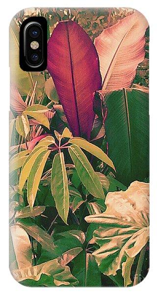 Enlightened Jungle IPhone Case