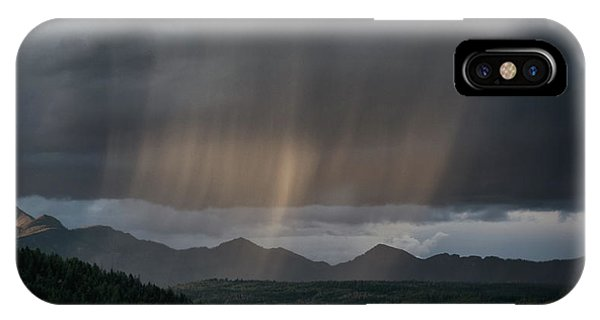 IPhone Case featuring the photograph Enlightened Shafts by Jason Coward