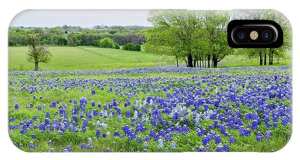 Ennis, Texas IPhone Case