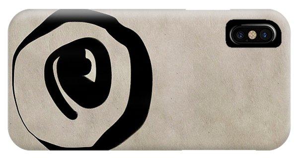 Enso Circle IPhone Case