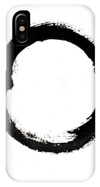 Enso Enlightenment IPhone Case
