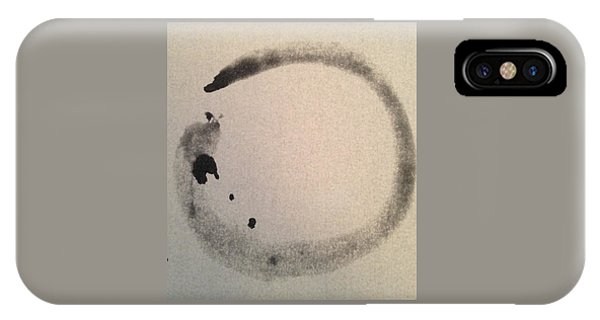 Enso IPhone Case