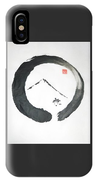 Enso Noble IPhone Case