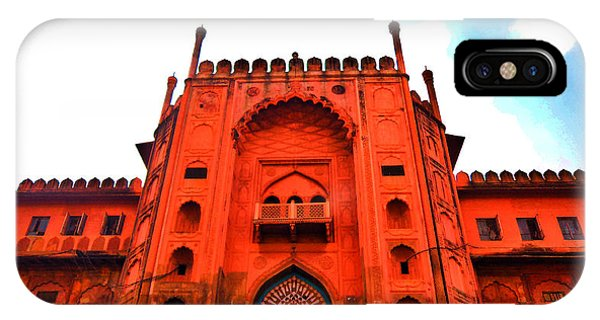 iPhone Case - #entrance Gate by Aakash Pandit