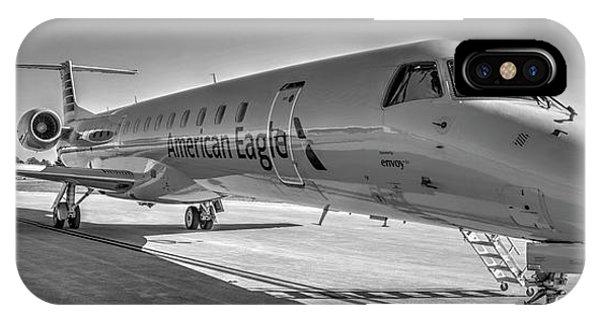 Envoy Embraer Regional Jet IPhone Case