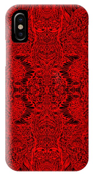 Epic Red IPhone Case