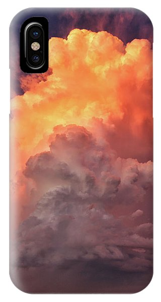 Epic Storm Clouds IPhone Case