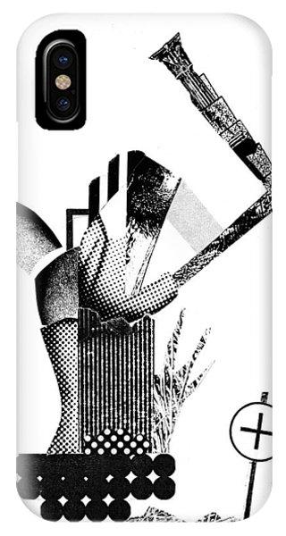 Equilibrium #7 IPhone Case