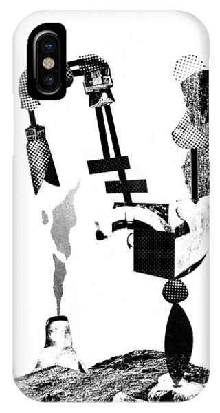 Equilibrium #9 IPhone Case
