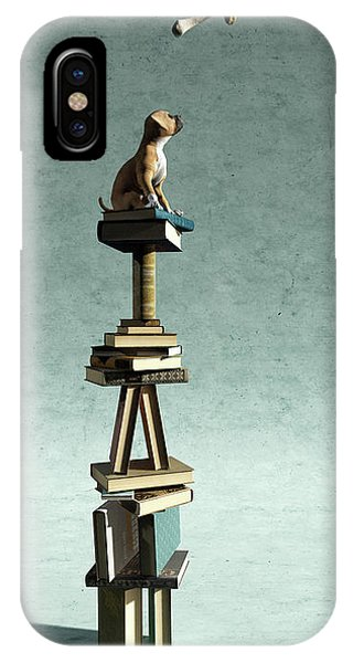 Cement iPhone Case - Equilibrium Vi by Cynthia Decker