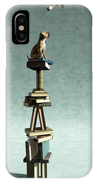 Equilibrium Vi IPhone Case
