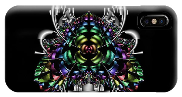 IPhone Case featuring the digital art Eralisater by Andrew Kotlinski