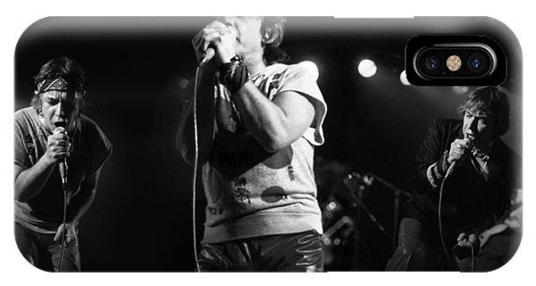 Eric Burdon 3 IPhone Case