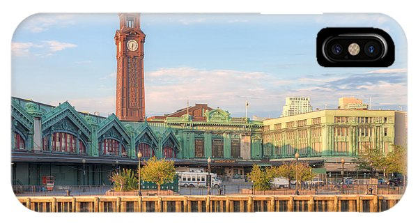 Erie Lackawanna Terminal IIi IPhone Case