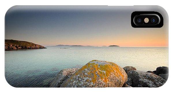 Scotland iPhone Case - Eriskay Dusk by Smart Aviation