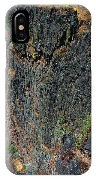 Erosion Of Flow IPhone Case