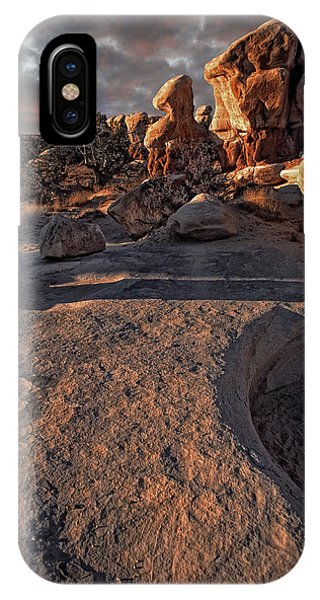 Escalante Desert Sunset IPhone Case