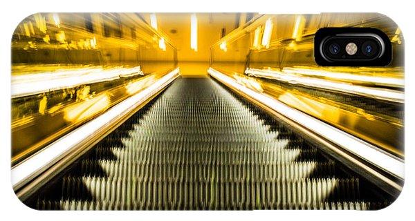 Escalator IPhone Case