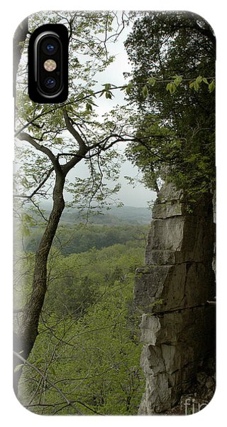 Escarpment Tunnel IPhone Case