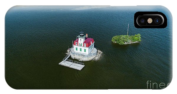 Esopus Lighthouse IPhone Case