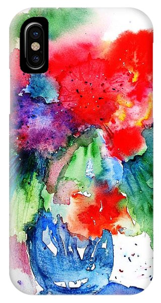 Essence Of Summer IPhone Case