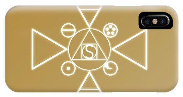 Essence Of The Spirit IPhone Case