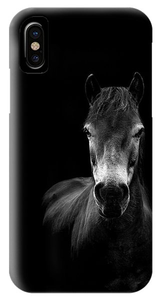 Mono iPhone Case - Essence by Paul Neville
