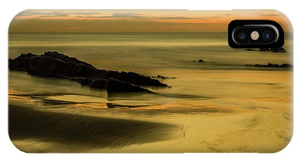 IPhone Case featuring the photograph Essentially Tranquil by Nick Bywater