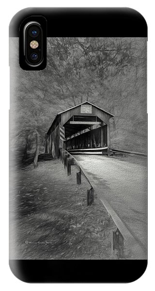 Esther Furnace No 8 IPhone Case