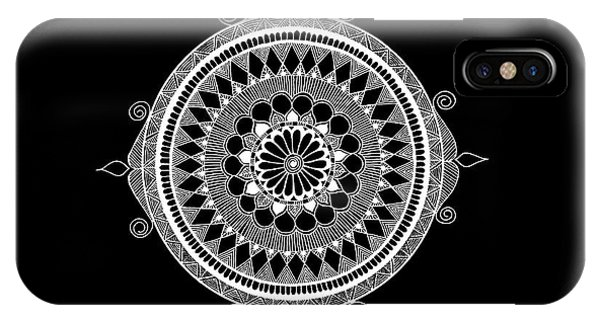 iPhone Case - Estrella Mandala by Anmol Jauher
