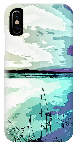 Tidal Marsh iPhone Case - Estuary by Dominic Piperata
