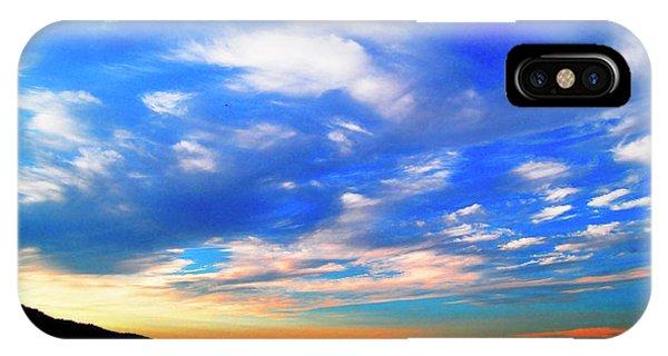 Estuary Skyscape IPhone Case