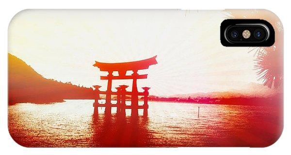 Eternal Japan IPhone Case