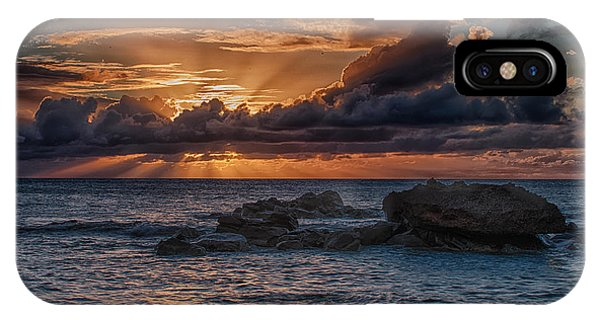 Oahu iPhone Case - Eternal Light by Bill Roberts