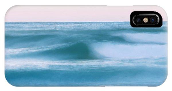 Teal iPhone Case - Eternal Motion by Az Jackson