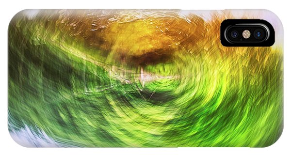Spin iPhone Case - Eternally Spinning by Scott Norris